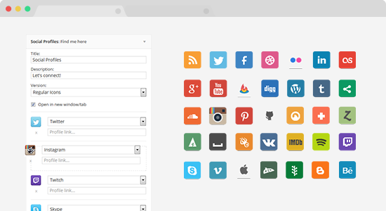 social-profiles-widget-plus